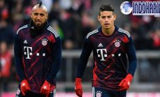 Permalink to Bermasalah Dengan Rodriguez, Vidal Kritisi Perlakuan Zidane
