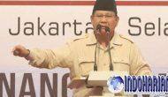Permalink to Prabowo Singgung Perhitungan Suara: Hasil Perhitungan Curang