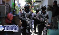 Permalink to Adu Tembak, Densus 88 Menyergap Teroris di Riau