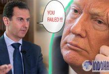 Kegagalan Kekuatan Amerika Serikat Melenyapkan Senjata Kimia Suriah