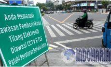 Permalink to CCTV Tilang Elektronik Dijalankan Ratusan Kendaraan Ditilang