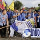 MAMPUS! Pelaku Pengrusakan Baliho SBY Di Tampar