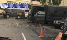Permalink to Kronologi Ledakan Polrestabes Medan, Tubuh Pelaku Berserakan