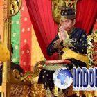 WOW! Jokowi Terima Gelar Datuk, Begini Prosesnya