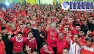 Permalink to Hut Partai, PDIP Gelar Gerakan 222 Di Sungai Citarum