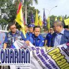 TERUNGKAP! Perusakan Baliho SBY, Ternyata Dilakukan Kader PDIP