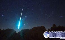 Permalink to WOW! Penampakan Hujan Meteor Geminid Bisa Di Lihat Malam Ini
