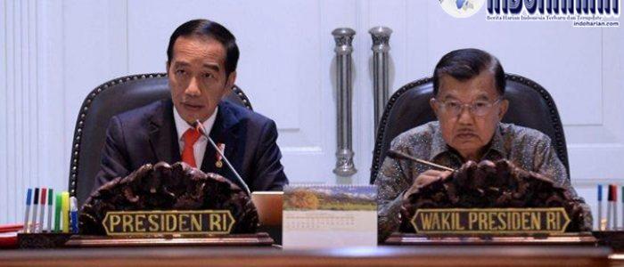 Jokowi Lakukan Penegakan Hukum Untuk PSBB Efektif