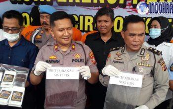 Permalink to HEBAT!! Polisi Ungkap Penjual Tembakau Gorila