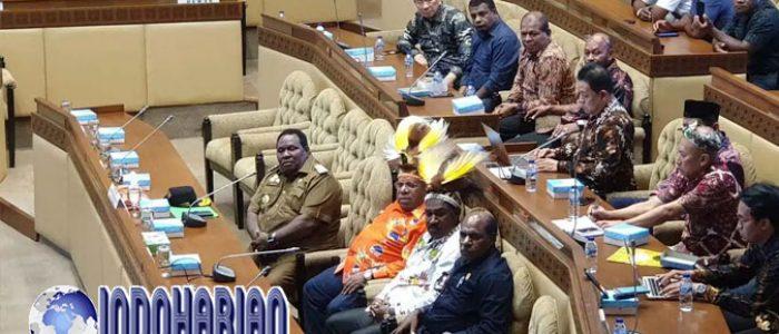 Ingin Akhiri Konflik, DPR Dukung Pemekaran Papua
