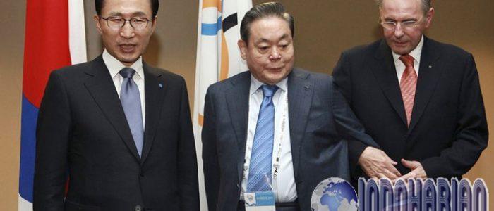 Miris! Boss Besar Perusahaan Samsung, Lee Kun-Hee Tutup Usia