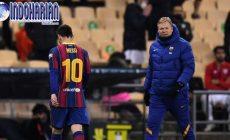 Permalink to Kartu Merah Pertama Messi Usai Memukul Pemain Lawan