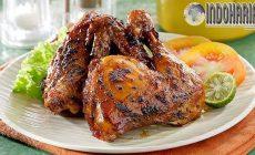 Permalink to Ayam Bakar Mentega, Hidangan Favorit Untuk Tahun Baru