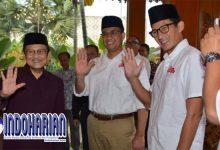 Begini Pesan Habibie ke Anies-Sandi Setelah Menjadi Gubernur DKI Jakarta