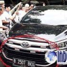 Mobil Anies Pakai Strobo, Polisi Akan Datangi Anies Hari Ini