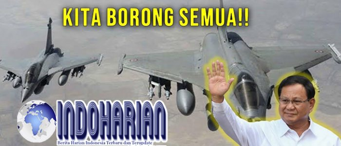 Pembahasan Rencana Indonesia Membeli Senjata Perancis