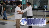 Permalink to Cihuy!! Nikmati MRT Bersama Jokowi Prabowo Berpelukan