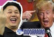 Trump Keluarkan Peringatan Keras Untuk Kim Jong Un