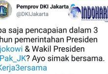Waduh! Akun Twitter Pemprov DKI Jakarta Dibully Karena..