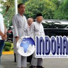 Jokowi-Ma'ruf Optimis Pasti Tembus Tes Kesehatan