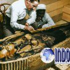 di Temukan Ruang Rahasia di Makam Raja Mesir Tutankhamun
