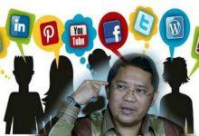 Menkominfo Minta Maaf !! Jika Nanti Facebook Ditutup