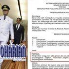 Baru Jadi Gubernur DKI, Anies Baswen Diminta Tak Bermain Isu Sara