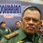 Buset!!! Jendral TNI Gatot Ditolak Masuk US
