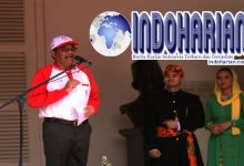 HUT RI Ke-72 Djarot Memimpin Upacara Tingkat Provinsi