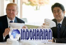 Tur Ke Jepang Trump Tebar Isu Korut