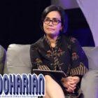 Sri Mulyani Terdiam Saat Di Tanya Mengenai Utang Pemerintahan