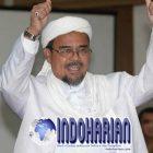 Rizieq: Ogah Pulang Ke Indonesia, Lebih Bagus di Arab Saudi