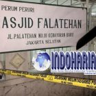 Polisi Jadi Target Teroris, Usai Shalat Pelaku Langsung Tikam Korban