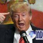 Trump Naik Pitam!! Trump Sebut Kesabaran Sudah Habis Terhadap Korut