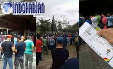 Permalink to Sempat Terjadi Ketegangan di Loket Pembelian Tiket Indonesia VS Malaysia Dikarenakan..