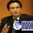 PBB Tak Lolos Pemilu, Yusril Gugat KPU