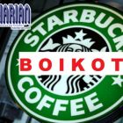 Heboh Boikot Starbucks!!! Ternyata Karna Ini