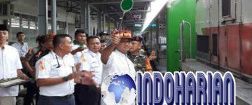 Tinjau Arus Mudik, Anies Turun Langsung Ke Stasiun Pasar Senen