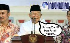 Permalink to Ketua MUI: Rizieq Harus Patuhi Hukum Yang Berlaku di Indonesia