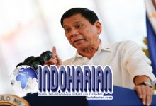 Tiba Tiba Duterte Hentikan Perang Melawan Narkoba