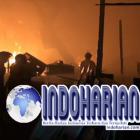 Ngeri!! Lagi Lagi Gudang Mebel Terbakar Di Bandung