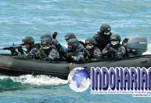 Perkuat Keamanan, Indonesia Bersama Filiphina Patroli Di Laut Sulawesi