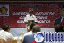 Gerindra Sakit Hati , Gerindra Tutup Pintu Untuk Ridwan Kamil