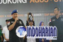 Kunjungi Jatim SBY Dan AHY Lakukan Ini