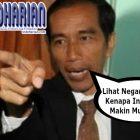 Dengan Muka Marah, Jokowi: Negara Indonesia Makin Mundur Karena..
