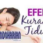 Efek Kurang Tidur, tak Cuma Kesehatan Tapi Karir Juga Berantakan