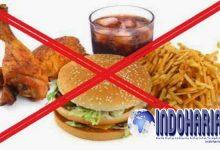 Diharuskan! Jika Anda Makan Makanan Junk Food Maka Harus Lakukan Ini
