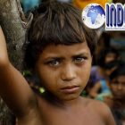 Gelar Aksi Dukung Rohingya, Seorang Aktivis Banglades Ditangkap