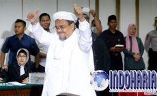 Permalink to Wow!!! Habib Rizieq Disidang Virtual, Ada Apa Ya…