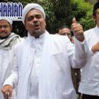 Surat Penghentian Kasus Rizieq Sudah Dikirim ke Polda, Rizieq: Mohon Dihentikan Sekarang!